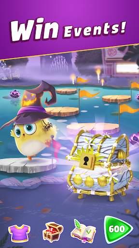 Angry Birds Match 3 screenshot 6