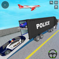 US Police Bike Car Transport Truck Simulator 2021 on 9Apps