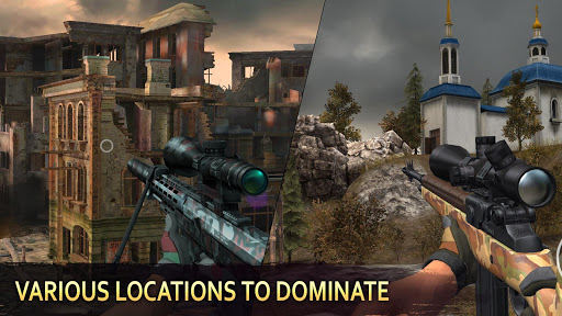 Sniper Arena: PvP Army Shooter screenshot 3