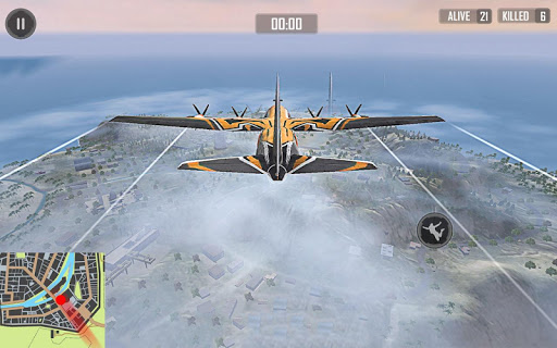 Free Firing Battleground Squad : Free fire Squad screenshot 1