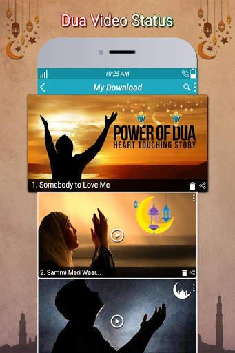 Dua Video Status screenshot 5