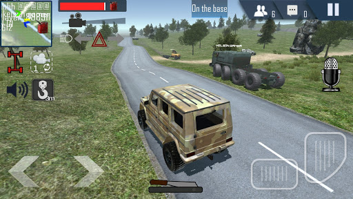 Offroad Simulator Online: 8x8 & 4x4 off road rally screenshot 11
