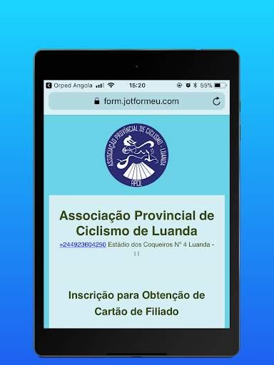 Orped Angola screenshot 11