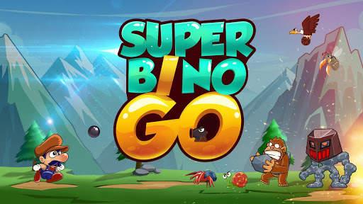 Super Bino Go: Best 2020 Adventure Game 1 تصوير الشاشة
