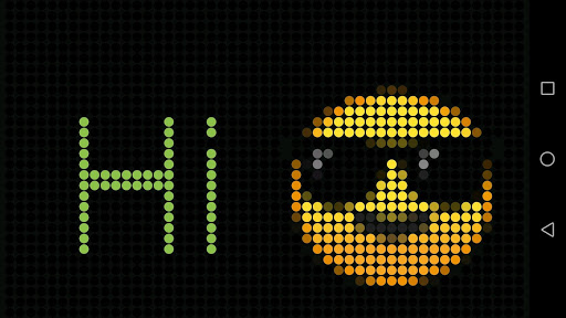 Led signboard:  led scrolling text with emojis🕺🏼 screenshot 7