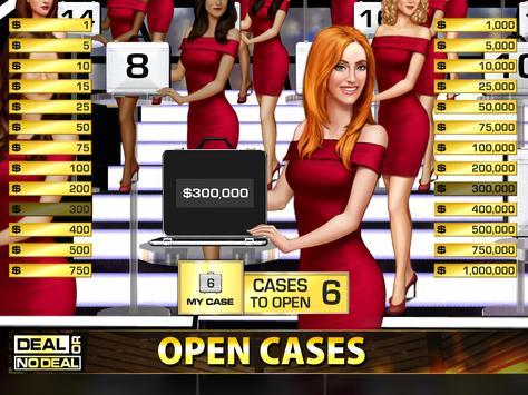 Deal or No Deal 8 تصوير الشاشة