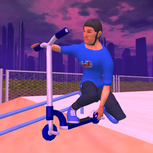 Scooter Freestyle Extreme 3D أيقونة