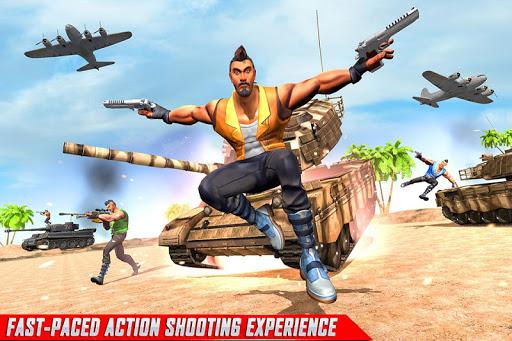 New Gun Shooting Strike - Counter Terrorist Games screenshot 1