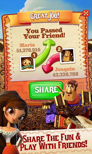Sugar Smash: Book of Life - Free Match 3 Games. screenshot 4