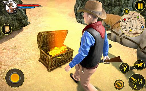 Cowboy Horse Riding Simulation screenshot 5
