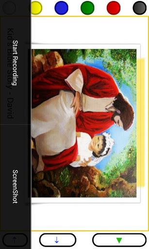 Kid's Bible Story - Samson screenshot 1