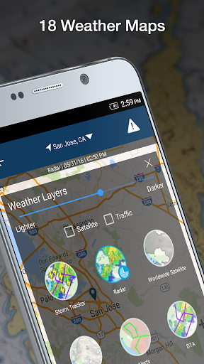 Weather by WeatherBug: Live Radar Map & Forecast screenshot 4