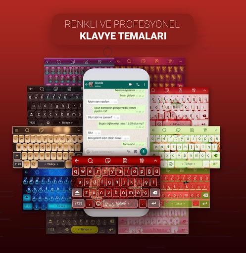 Tambu Keyboard 1 تصوير الشاشة