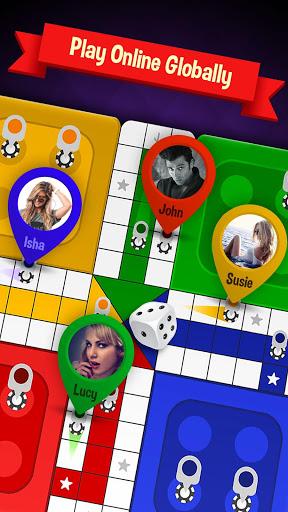Ludo Master : Multiplayer Board Dice Game screenshot 1