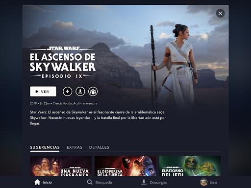 Disney  screenshot 11