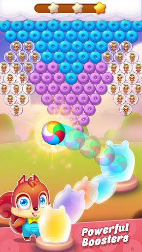 Bubble Shooter Cookie 4 تصوير الشاشة