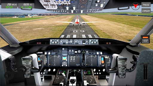 Pilot Flight Simulator 2020: Airplane Flying Games screenshot 19