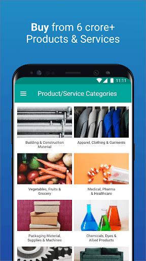 IndiaMART: Online Marketplace of Indian Exporters screenshot 1