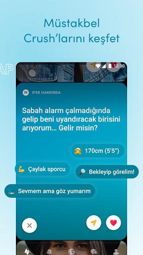 happn – Sohbet, aşk ve buluşma screenshot 3