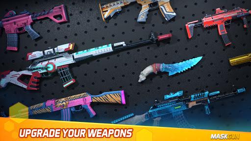 MaskGun Multiplayer FPS - Shooting Gun Games screenshot 3
