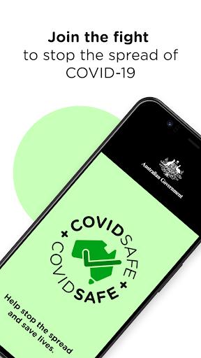 COVIDSafe screenshot 1