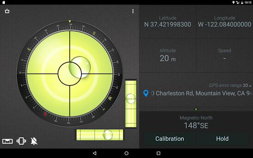 Kompas Poziomica screenshot 18