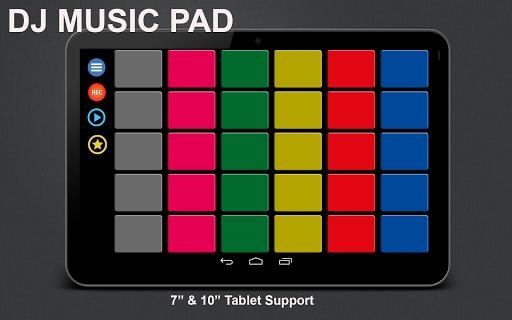 DJ Music Pad 7 تصوير الشاشة