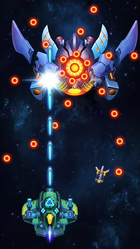 Galaxy Invaders: Alien Shooter -Free Shooting Game 5 تصوير الشاشة