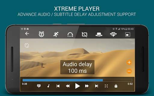 XtremePlayer HD Media Player 10 تصوير الشاشة