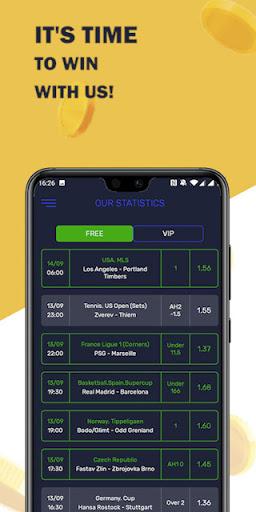 BetWin - sports predictions screenshot 4