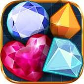 Pirate Treasure - Gem Match 3 on 9Apps