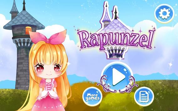 Rapunzel, Princess Fairytales and Bedtime Stories screenshot 1
