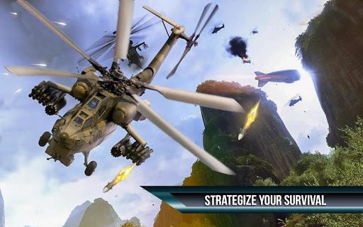 Army Gunship Helicopter Games 3D: Joycity Battle screenshot 7
