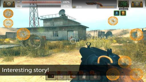 The Sun Origin: Post-apocalyptic action shooter screenshot 2
