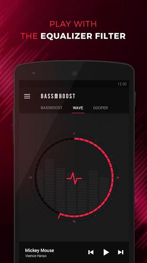 Bass Booster - Music Sound EQ 4 تصوير الشاشة