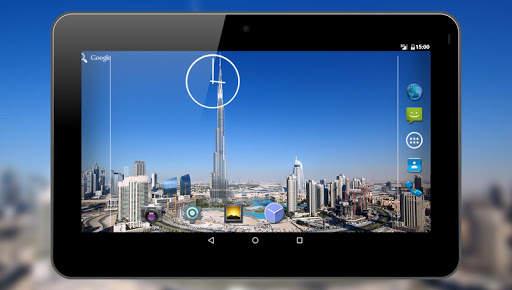 Живые обои Дубай скриншот 8