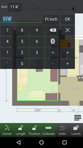 Floor Plan Creator 4 تصوير الشاشة