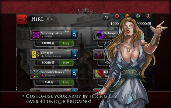 RAVENMARK: Mercenaries screenshot 13