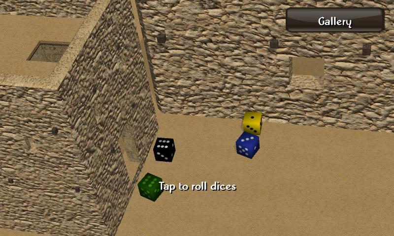 Mad Dice Roller 3D screenshot 5