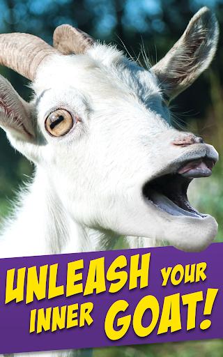 Screaming Goat Air Horn - Funny Prank App screenshot 2