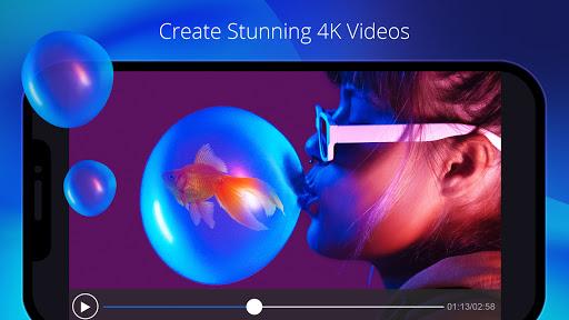PowerDirector - Video Editor, Video Maker screenshot 1