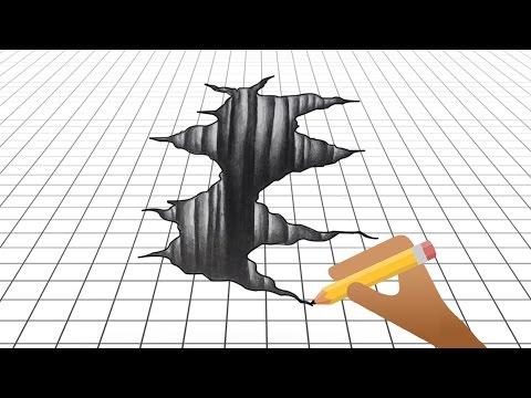 How to Draw 3D 1 تصوير الشاشة