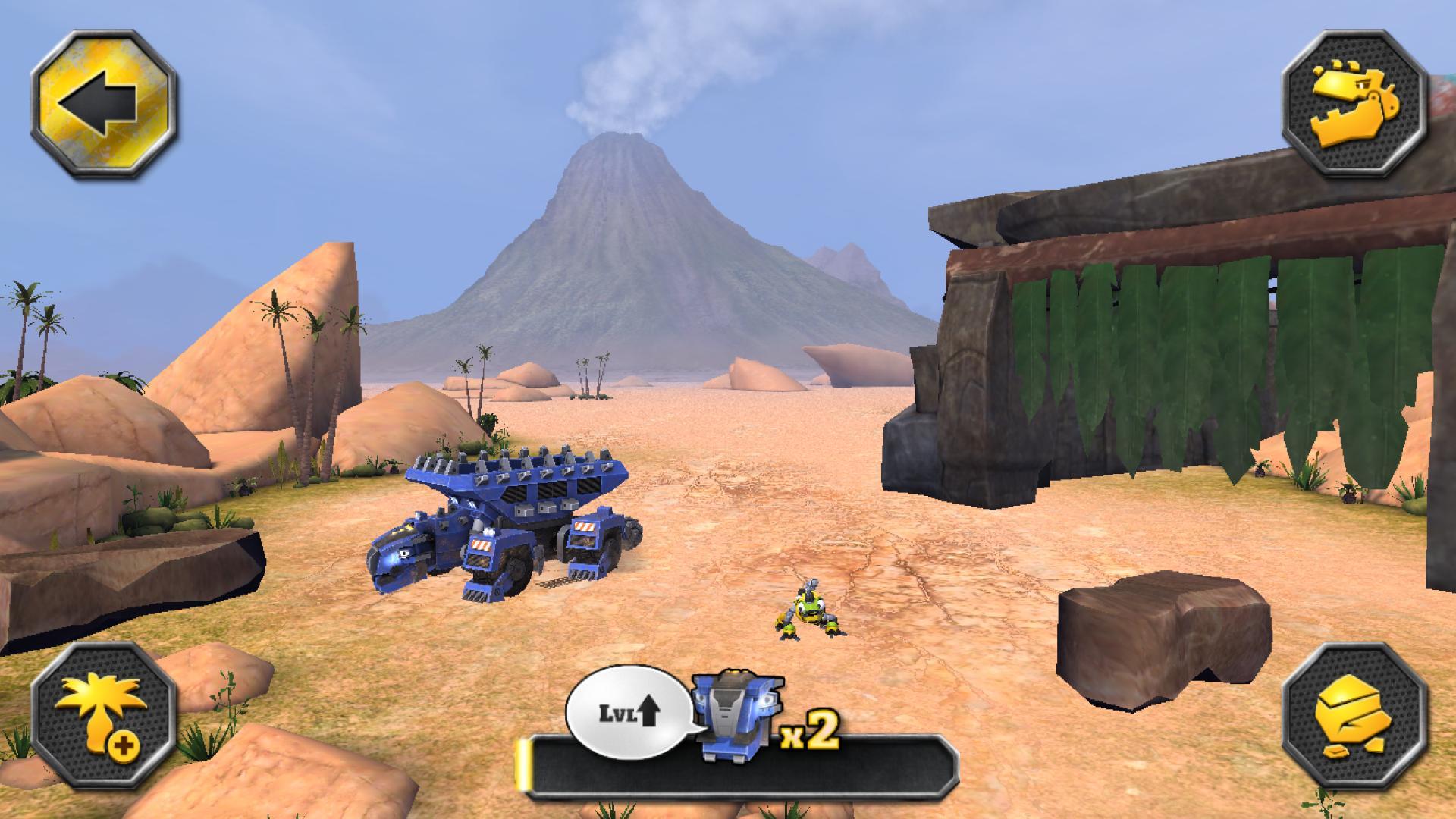 DreamWorks Dinotrux 5 تصوير الشاشة