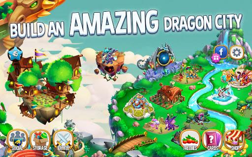 Dragon City Mobile screenshot 17