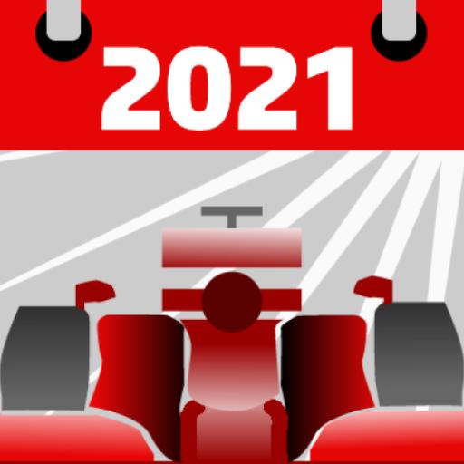 Racing Calendar 2021 icon