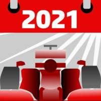 Racing Calendar 2021 (No Ads) on APKTom