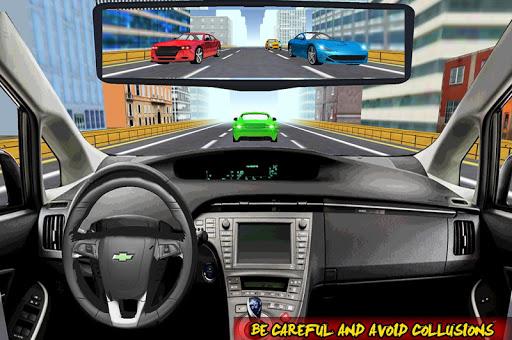 Racing In Car Traffic Drive screenshot 3