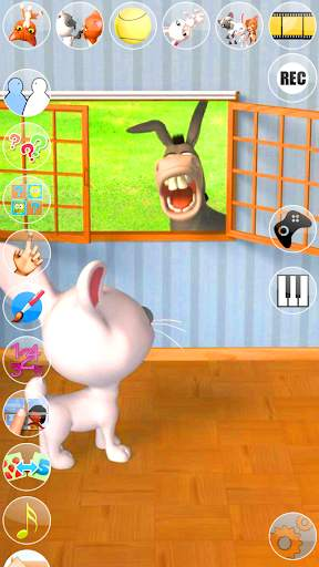 Talking 3 Friends Cats & Bunny screenshot 7