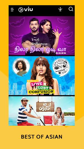 Viu - Korean Dramas, Variety Shows, Originals screenshot 4
