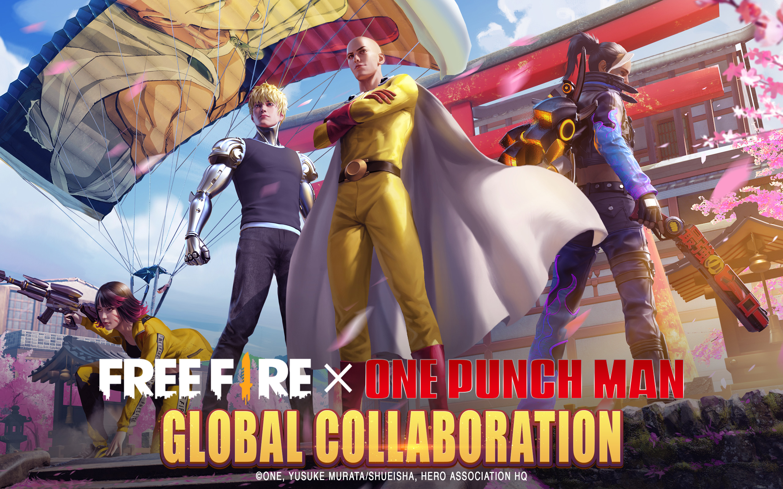 Garena Free Fire-New Beginning